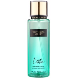 Victoria's Secret Fantasies Exotic spray de corpo para mulheres 250 ml