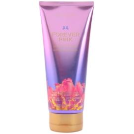Victoria's Secret Forever Pink tělový krém pro ženy 200 ml