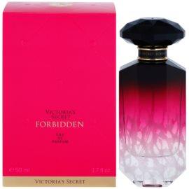 Victoria's Secret Forbidden eau de parfum nőknek 50 ml