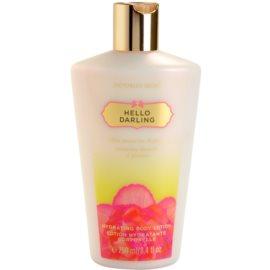 Victoria's Secret Hello Darling Körperlotion für Damen 250 ml