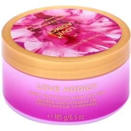 Victoria's Secret Love Addict telové maslo pre ženy 185 g