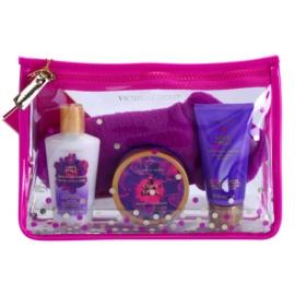 Victoria's Secret Love Spell lote de regalo IV. leche corporal 60 ml + bálsamo corporal  50 ml + crema de manos 60 ml + bolsa para cosméticos 1 ks