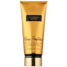 Victoria's Secret Fantasies Mango Temptation Bodycrème voor Vrouwen  200 ml