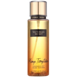Victoria's Secret Fantasies Mango Temptation tělový sprej pro ženy 250 ml