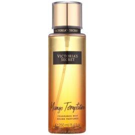 Victoria's Secret Fantasies Mango Temptation testápoló spray nőknek 250 ml