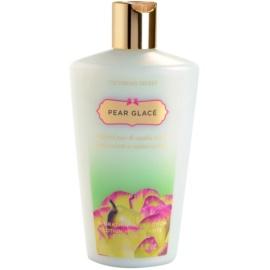 Victoria's Secret Pear Glacé Körperlotion für Damen 250 ml
