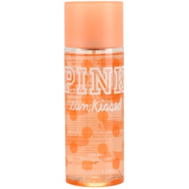 Victoria's Secret Pink Sun Kissed spray de corpo para mulheres 250 ml