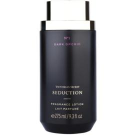 Victoria's Secret Seduction Dark Orchid Körperlotion für Damen 275 ml