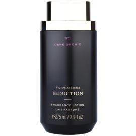 Victoria's Secret Seduction Dark Orchid tělové mléko pro ženy 275 ml