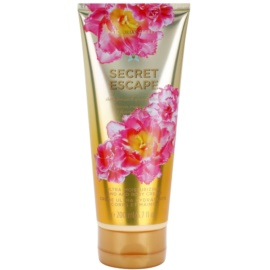 Victoria's Secret Secret Escape Körpercreme für Damen 200 ml