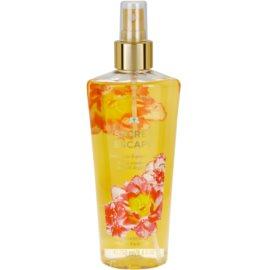 Victoria's Secret Secret Escape Sheer Freesia & Guava Flowers spray de corpo para mulheres 250 ml