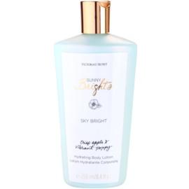 Victoria's Secret Sky Bright testápoló tej nőknek 250 ml
