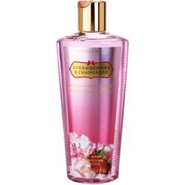 Victoria's Secret Strawberry & Champagne tusfürdő nőknek 250 ml