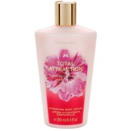 Victoria's Secret Total Attraction testápoló tej nőknek 250 ml