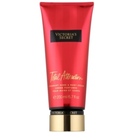 Victoria's Secret Fantasies Total Attraction Körpercreme für Damen 200 ml