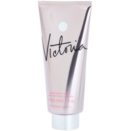 Victoria's Secret Victoria Körperlotion für Damen 200 ml