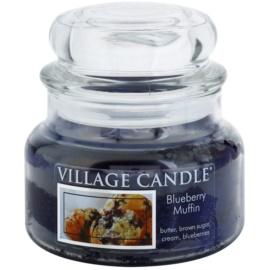Village Candle Blueberry Muffin vonná svíčka 269 g malá