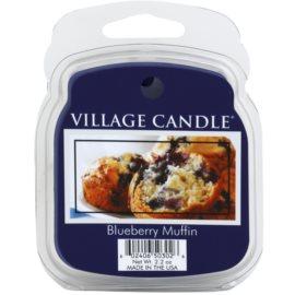 Village Candle Blueberry Muffin Wachs für Aromalampen 62 g
