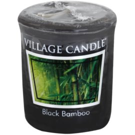 Village Candle Black Bamboo Votive Candle 57 g
