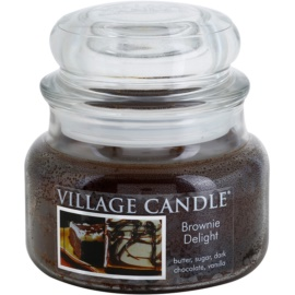Village Candle Brownies Delight Duftkerze  269 g kleine
