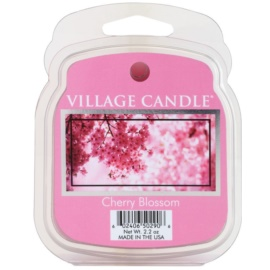 Village Candle Cherry Blossom Wachs für Aromalampen 62 g