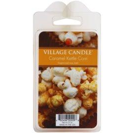 Village Candle Caramel Kettle Corn illatos viasz aromalámpába 62 g