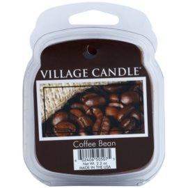 Village Candle Coffee Bean vosek za aroma lučko  62 g