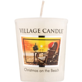 Village Candle Christmas on the Beach viaszos gyertya 57 g