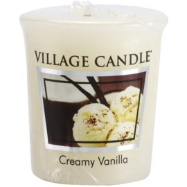 Village Candle Creamy Vanilla velas votivas 57 g