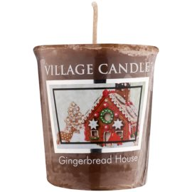 Village Candle Gingerbread House votivna sveča 57 g