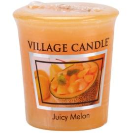 Village Candle Juicy Melon Votive Candle 57 g