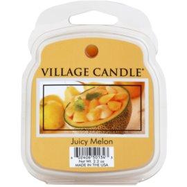 Village Candle Juicy Melon Wachs für Aromalampen 62 g