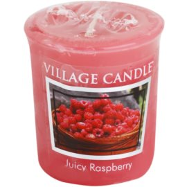 Village Candle Juicy Raspberry votívna sviečka 57 g