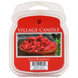Village Candle Juicy Raspberry vosk do aromalampy 62 g