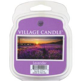 Village Candle Lavender vosk do aromalampy 62 g