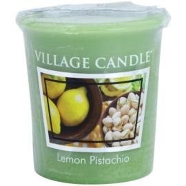 Village Candle Lemon Pistachio votivní svíčka 57 g