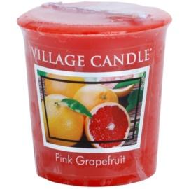 Village Candle Pink Grapefruit votivní svíčka 57 g