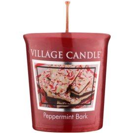 Village Candle Peppermint Bark viaszos gyertya 57 g