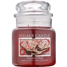 Village Candle Peppermint Bark Scented Candle 397 g Medium