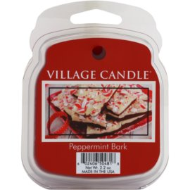 Village Candle Peppermint Bark vosek za aroma lučko  62 g