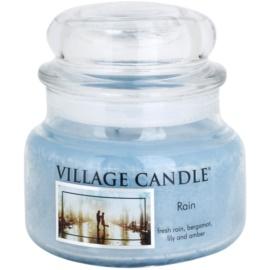Village Candle Rain Duftkerze  269 g kleine