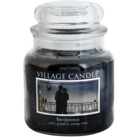 Village Candle Rendezvous Duftkerze  397 g mittlere
