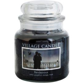 Village Candle Rendezvous vela perfumada  397 g mediano