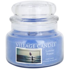 Village Candle Summer Breeze Duftkerze  269 g kleine