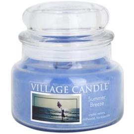 Village Candle Summer Breeze vonná svíčka 269 g malá