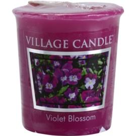 Village Candle Violet Blossom votivní svíčka 57 g