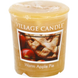 Village Candle Warm Apple Pie lumânare votiv 57 g