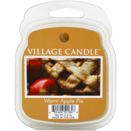Village Candle Warm Apple Pie Wachs für Aromalampen 62 g