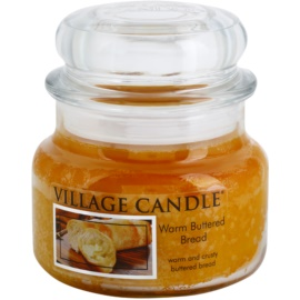 Village Candle Warm Buttered Bread vela perfumada  269 g pequeño