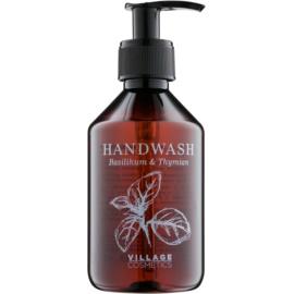 Village Herbal Basil & Thyme Hand Soap  250 ml